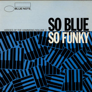 V.A. - So Blue, So Funky - Heroes Of The Hammond - Volume 2
