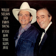 Willie Nelson & Faron Young - Funny How Time Slips Away