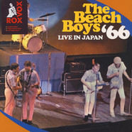 Beach Boys - Live In Japan 66