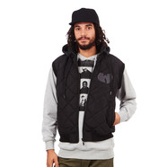 Wu-Tang Clan - Wu Quilted Vest