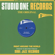 Johnny Osbourne / Heptones & The Sound Dimension - Time A Run Out / Got To Fight
