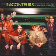 Raconteurs, The - Steady, As She Goes / Store Bought Bones