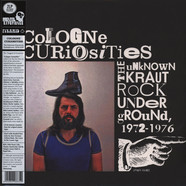 V.A. - Cologne Curiosities - The Unknown Krautrock Underground 1972-1976