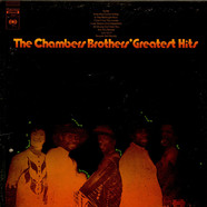 The Chambers Brothers - The Chambers Brothers' Greatest Hits