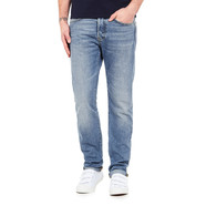 Edwin - ED-80 Slim Tapered Pants Deep Blue Denim, 11.8oz