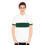 Fred Perry - Chest Panel Pique Shirt