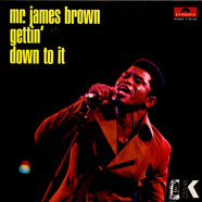 James Brown - Gettin' Down To It