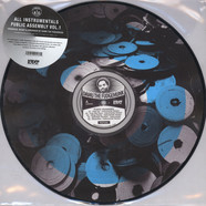 Damu The Fudgemunk - Public Assembly Volume 1 Picture Disc Edition