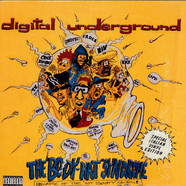 """Digital Underground - The """"Body-Hat"""" Syndrome - Beware Of The """"Hot Booty"""" Seven"""