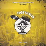 V.A. - Nervous 25th Anniversary Yellow Vinyl Edition