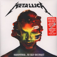 Metallica - Hardwired...To Self-Destruct Red Vinyl Edition