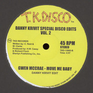 KC & The Sunshine Band / Gwen McCrae - Danny Krivit Special Disco Edits Volume 2