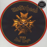 Motörhead - Bad Magic Red Picture Disc Edition