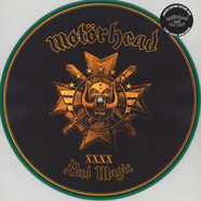 Motörhead - Bad Magic Green Picture Disc Edition