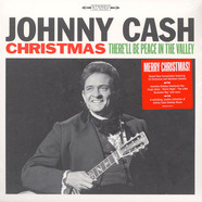 Johnny Cash - Christmas - Thee'll Be Peace In The Valley