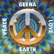 Geena - Peace Love Earth: Mental DJ's Land Volume 2