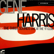 "Gene Harris & The Three Sounds - Live At The ""IT Club"""