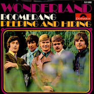 Wonderland - Boomerang  / Peeping And Hiding