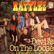 Rattles, The - Devil's On The Loose / I Know You Don't Know