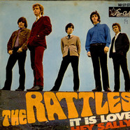 Rattles, The - It Is Love / Hey Sally