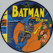 Sun Ra & The Blues Project - Batman & Robin Picture Disc Edition