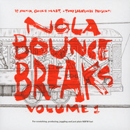 DJ Yamin / Quickie Mart / Tony Skratchere - Nola Bounce Breaks Volume 1