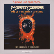Salsoul Orchestra, The - Tale of Three Cities / Tangerine (Mike Maurro Disco Remixes)