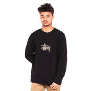 Stüssy - Shadow Stock Applique Crew Sweater