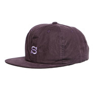 Stüssy - Wax Coated Canvas Strapback Cap