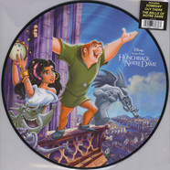V.A. - OST Songs From The Hunchback Of Notre Dame Picture Disc Edition