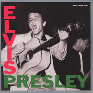 Elvis Presley - Elvis Presley Green Vinyl Version