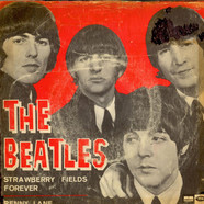 Beatles, The - Strawberry Fields Forever / Penny Lane