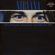 Nirvana - Live At Paradiso, Amsterdam November 25, 1991