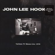 John Lee Hooker - Various TV Shows Live 1970 Feat. The Doors In Roadhouse Blues