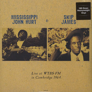 Mississippi John Hurt & Skip James - Live At WTBS-FM in Cambridge, MA October 1964