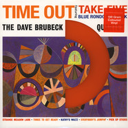 Dave Brubeck Quartet - Time Out Colored Vinyl Edition