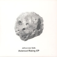 Johannes Volk - Asteroid Riding EP Limited Full Cover Edition