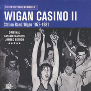 V.A. - Wigan Casino II / Station Road, Wigan 1973-81