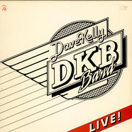The Dave Kelly Band - Live!