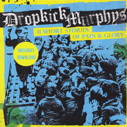 Dropkick Murphys - 11 Short Stories Of Pain And Glory Blue Vinyl Edition