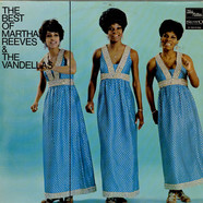 Martha Reeves & The Vandellas - The Best Of Martha Reeves & The Vandellas