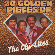 Chi-Lites - 20 Golden Pieces
