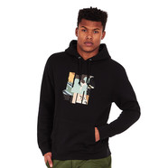 Undefeated - Patchwork Strike Hoodie