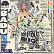 Erykah Badu - But You Caint Use My Phone Clear Vinyl Edition
