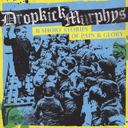 Dropkick Murphys - 11 Short Stories Of Pain And Glory Blue Deluxe Vinyl Edition