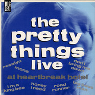 Pretty Things, The - Live At Heartbreak Hotel