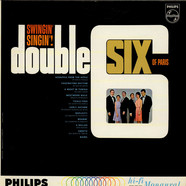 Les Double Six Of Paris - Swingin' Singin'!
