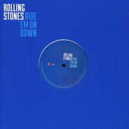 Rolling Stones - Ride 'Em On Down Blue Vinyl Edition