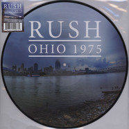 Rush - Ohio 1975 Picture Disc Edition