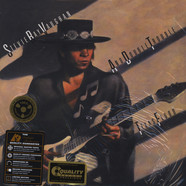 Stevie Ray Vaughan - Texas Flood 45RPM, 200g Vinyl Edition
